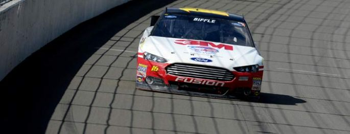 Greg Biffle, Ford snag Father's Day NASCAR win in Michigan
