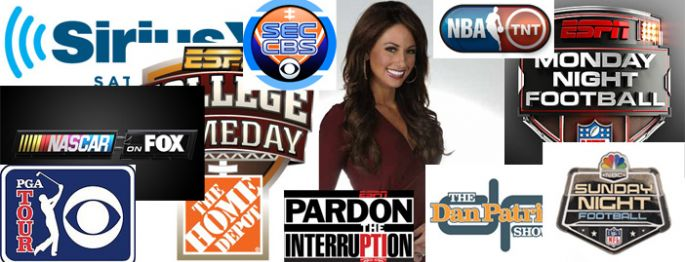 Top 25 National Broadcasting Jobs in Sports