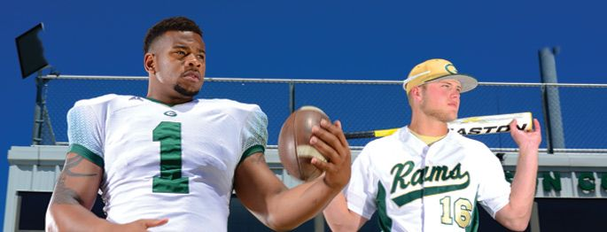 Classmates Austin Meadows and Robert Nkemdiche are Top Draft Prospects