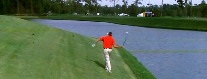 12 Angry Golfer Moments from the Pros