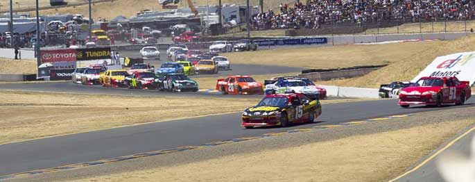 NASCAR Numbers Game: 7 Amazing Stats for Sonoma