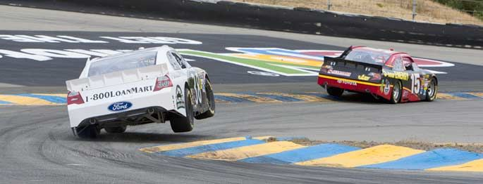 Fantasy NASCAR Picks for Sonoma Raceway