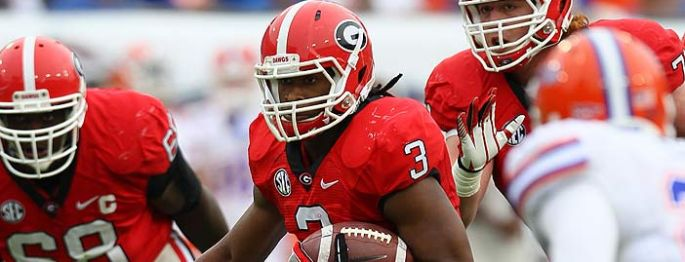 Will Georgia Have the SEC's Best Offense in 2013?